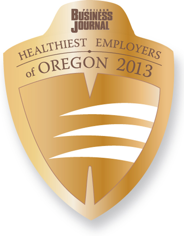 Healthiest Employers of Oregon 2013